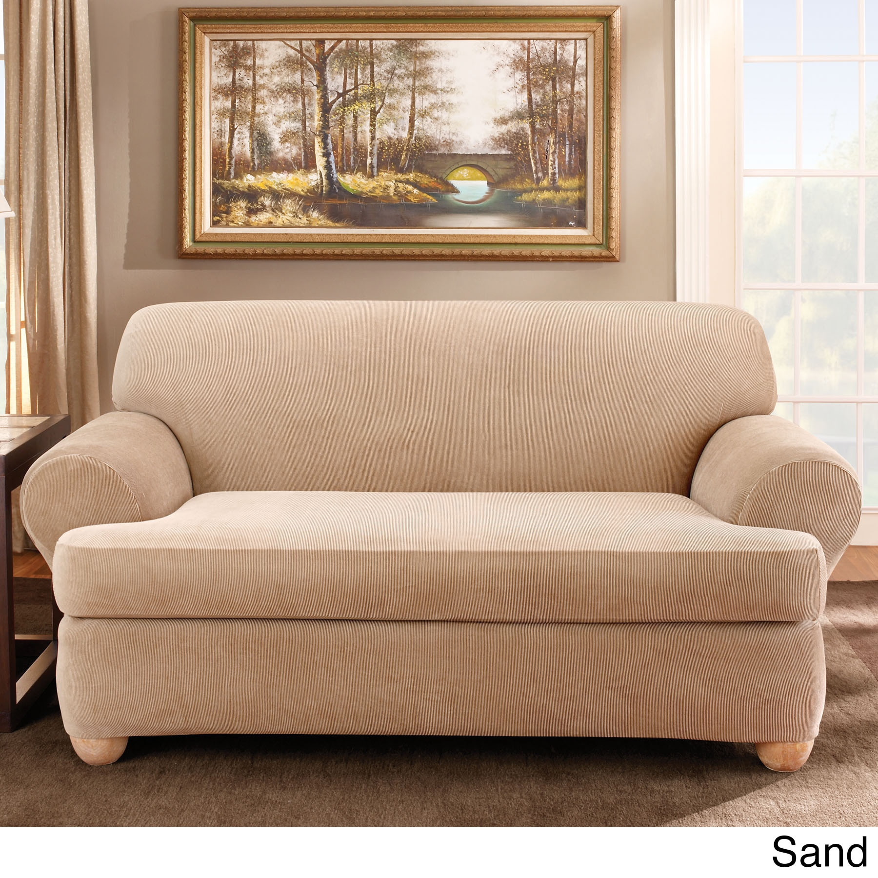 Slipcovers for Sofas with Cushions Separate | Dining Chair Slipcover | Slipcovers for Sectionals