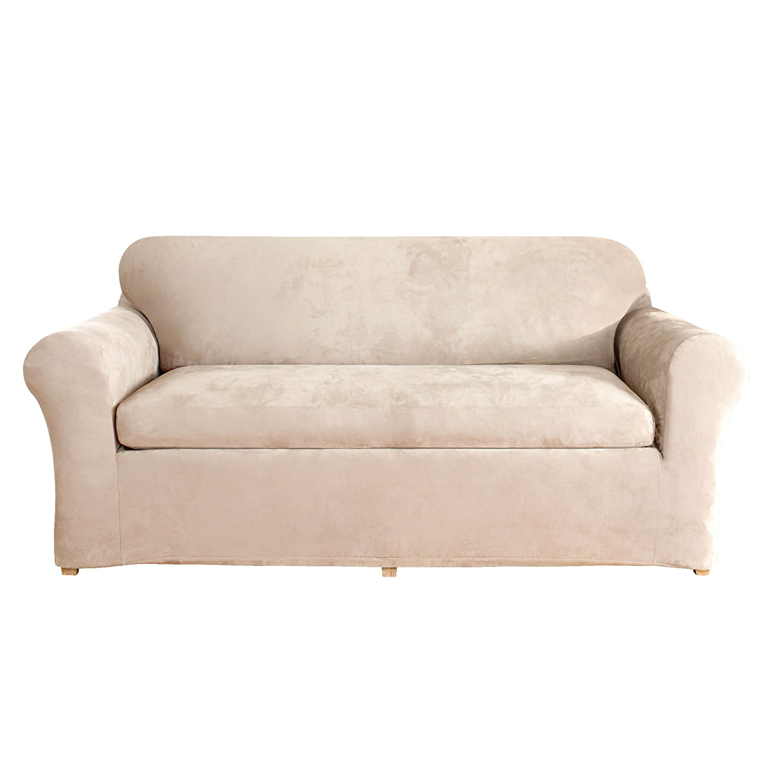 Slipcovers for Sofas with Cushions Separate | Sectional Sofa Slipcovers | Sofa Seat Cushion Covers