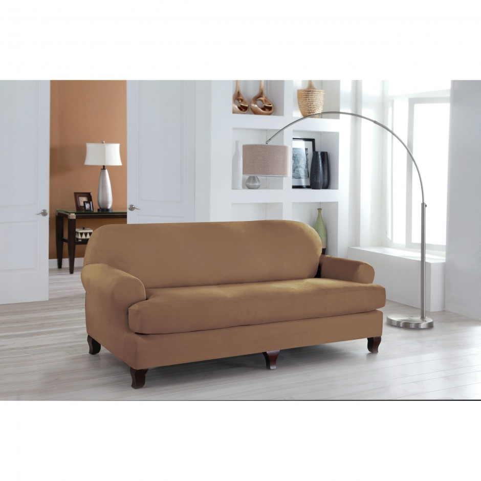 Slipcovers For Sofas With Cushions Separate | Waterproof Couch Protector | Sectional Sofa Covers
