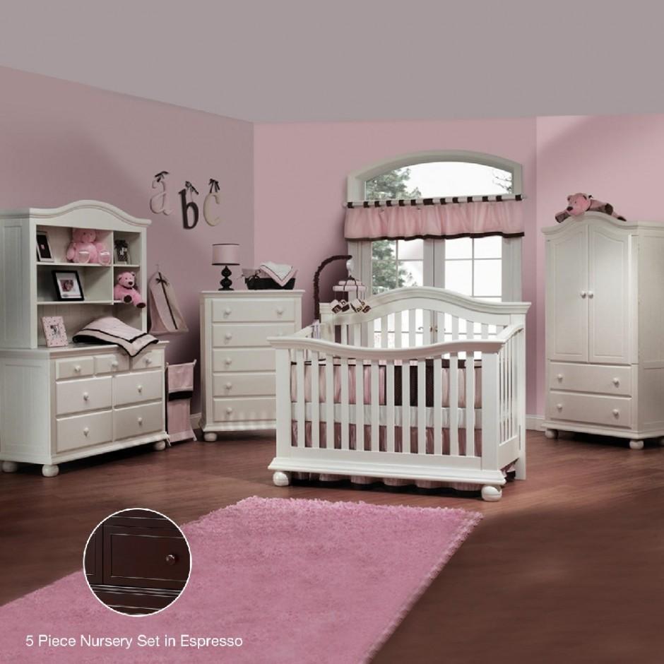 Sorelle Verona Crib | Sorelle Vicki Crib | Sorelle 4 In 1 Convertible Crib