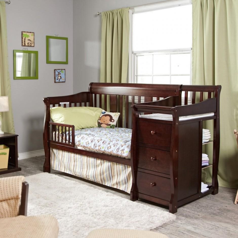 Sorelle Vicki Crib | Sorelle Mini Crib | Headboard Replacement Parts