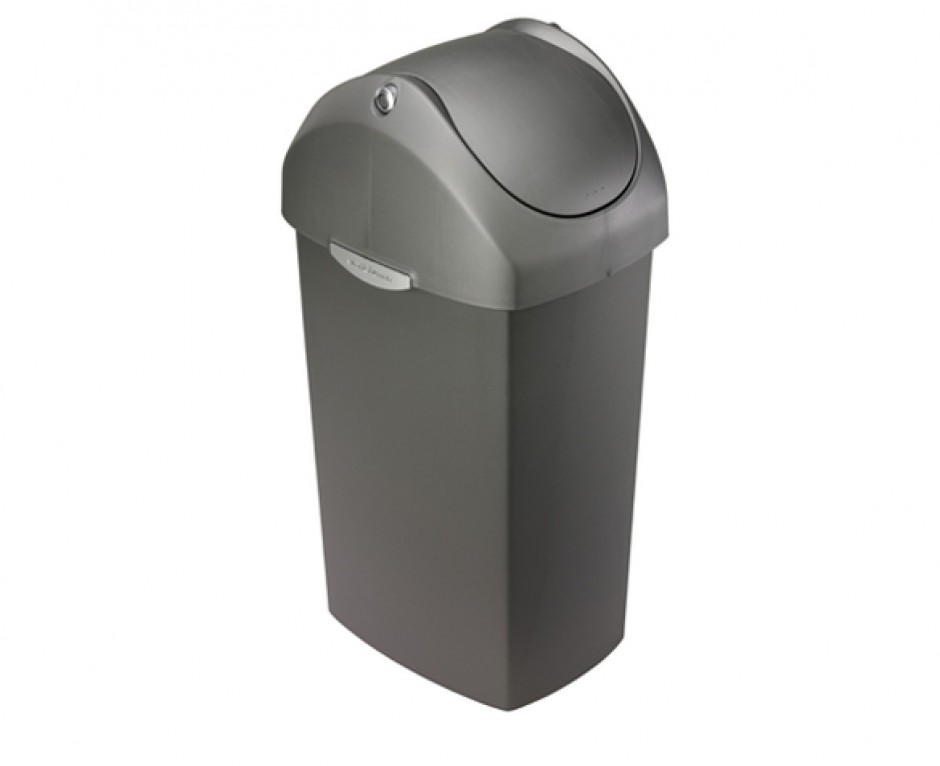Stainless Steel Trash Can Home Depot | Simply Human Trash Can | Simplehuman Recycler
