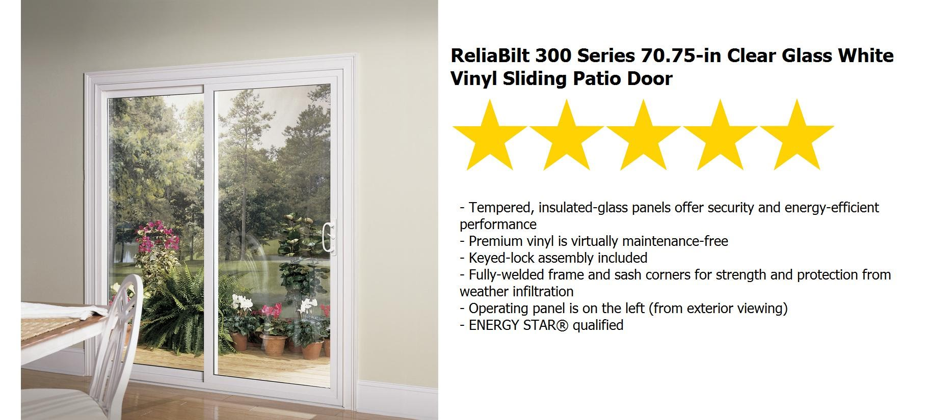 Steel Door | Lowes Interior French Doors | Reliabilt Doors Review