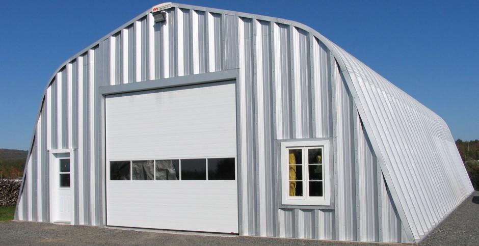 Steel Frame House Kits   Ameribuilt Steel   Metal Shed Kit