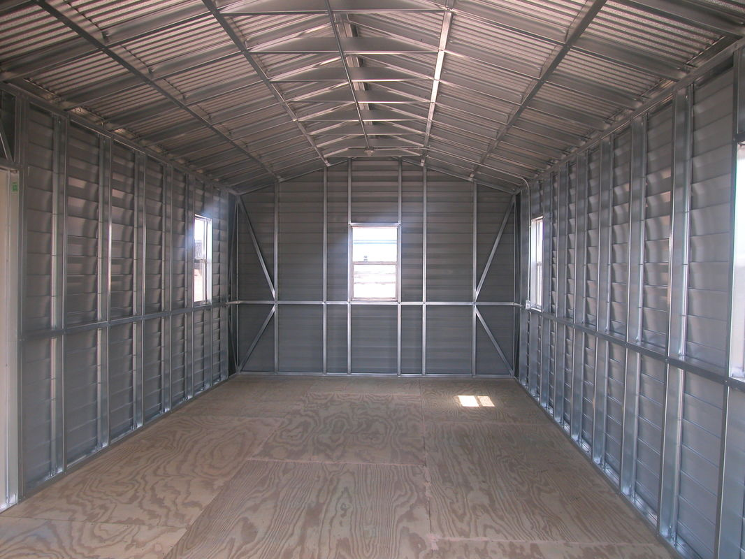 Steel Prefab Building Kits | Ameribuilt Steel | Metal Garage Plans