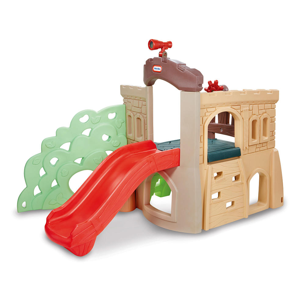 Step 2 Climbing Structure | Step Two Slide Climber | Step2 Naturally Playful Woodland Climber