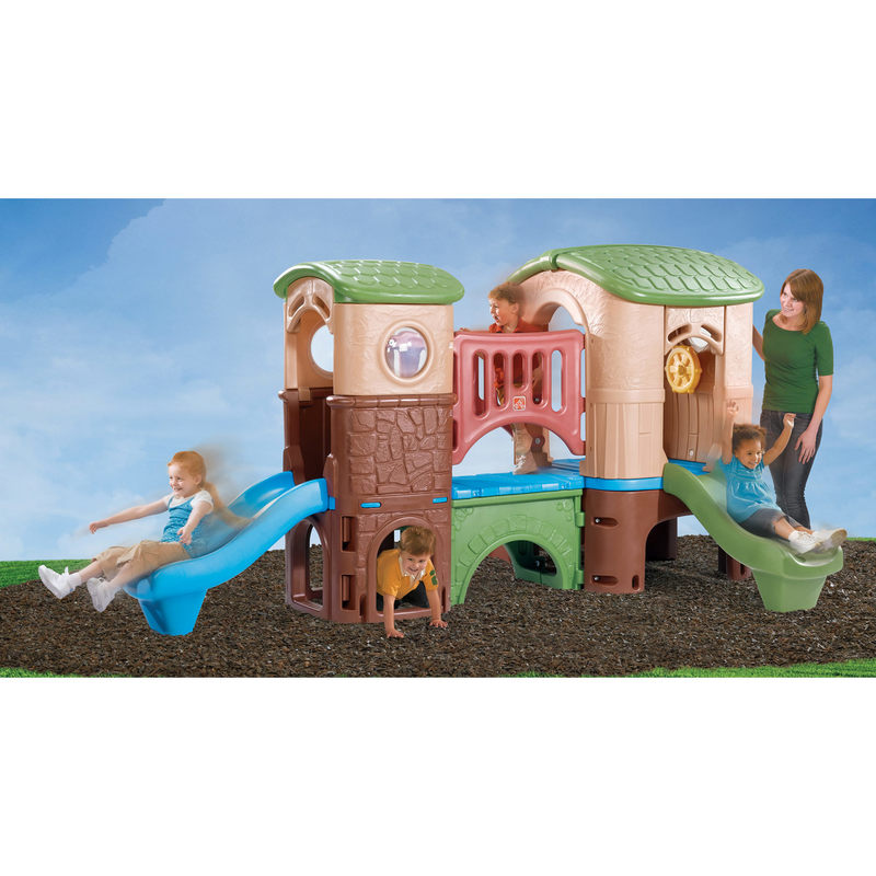 Step 2 Clubhouse Climber Craigslist | Step2 Clubhouse Climber | Step2 Naturally Playful Woodland Climber