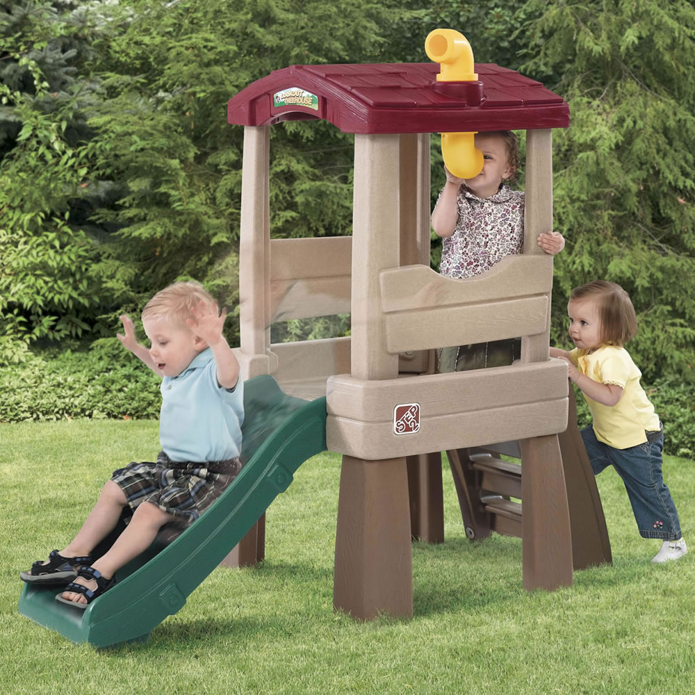 Step 2 Play Set | Step2 Play Structure | Step2 Naturally Playful Woodland Climber