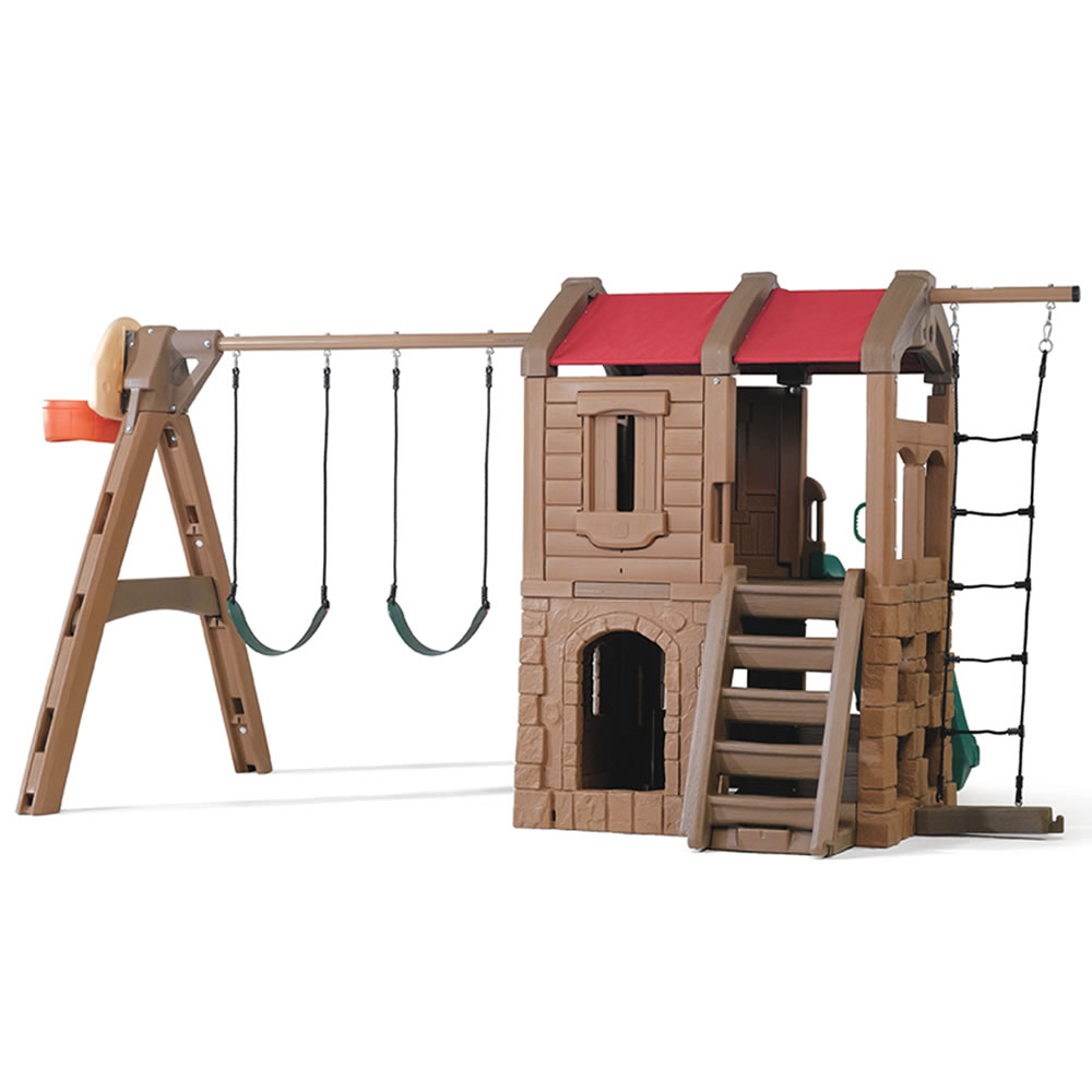 Step2 Naturally Playful Woodland Climber | Step 2 Rock Climber | Step 2 Climber Slide