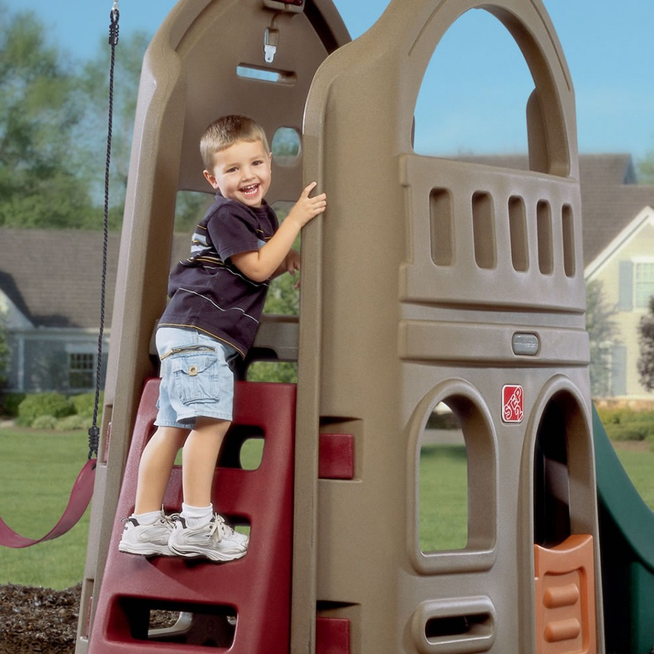 Step2 Naturally Playful Woodland Climber | Step2 Naturally Playful | Step 2 Slide And Climber