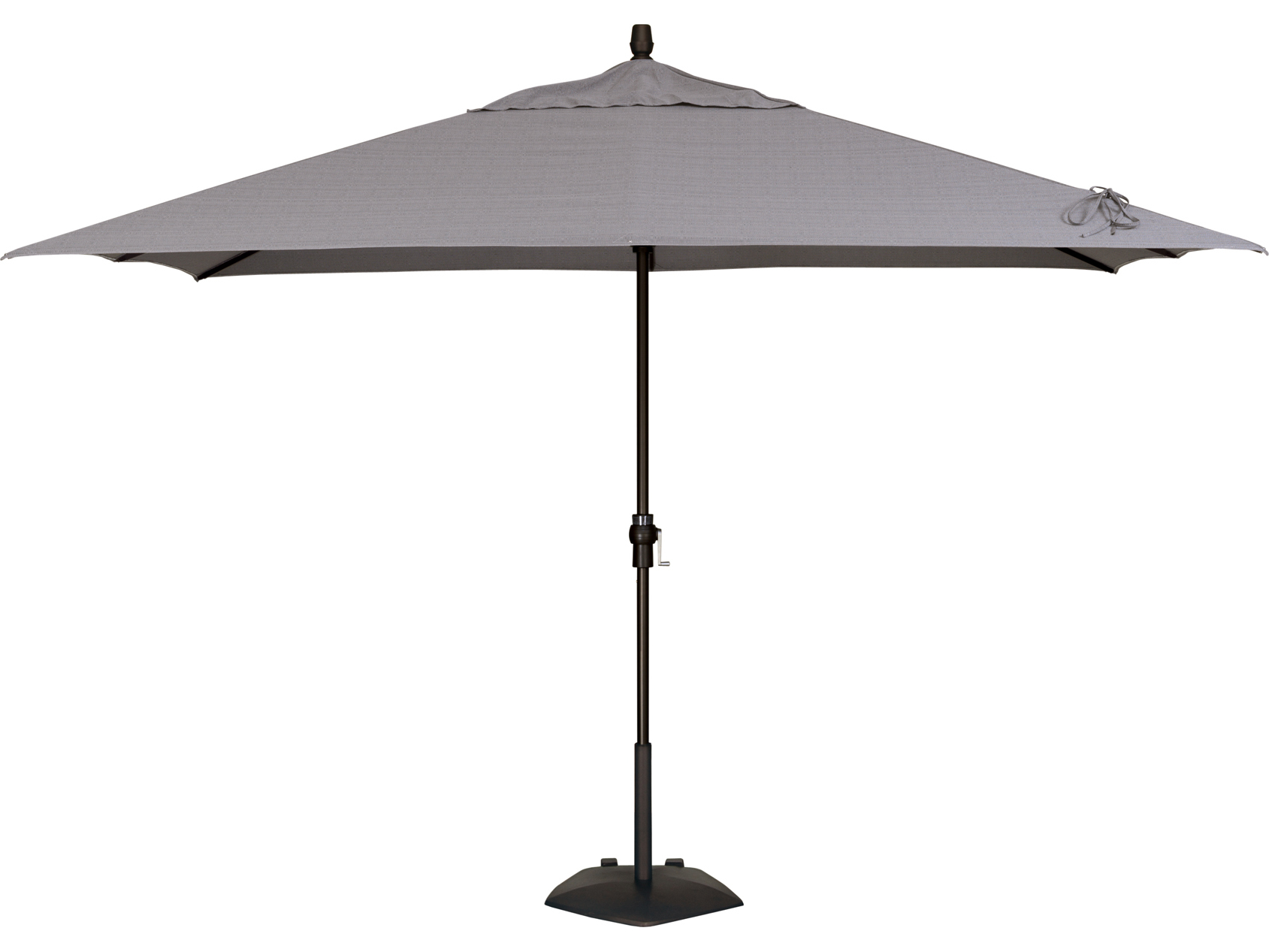 Striped Patio Umbrella | Treasure Garden Cantilever Umbrella | Garden Treasures Offset Umbrella
