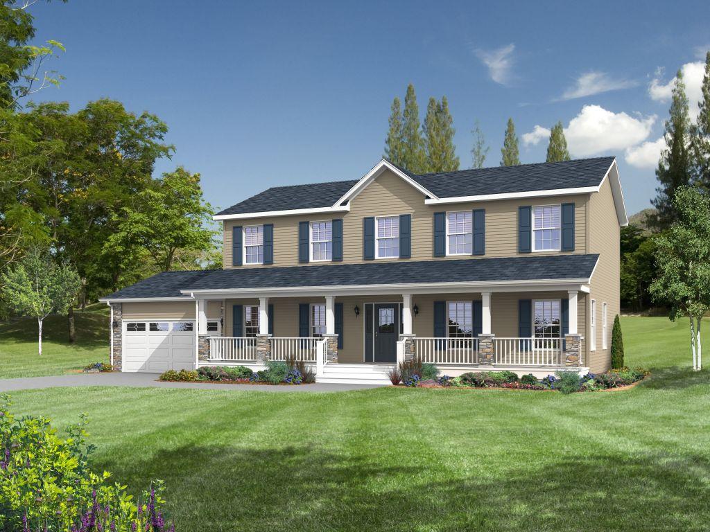 Stylish Modular Homes Pittsburgh Pa | Incredible Pennwest Homes