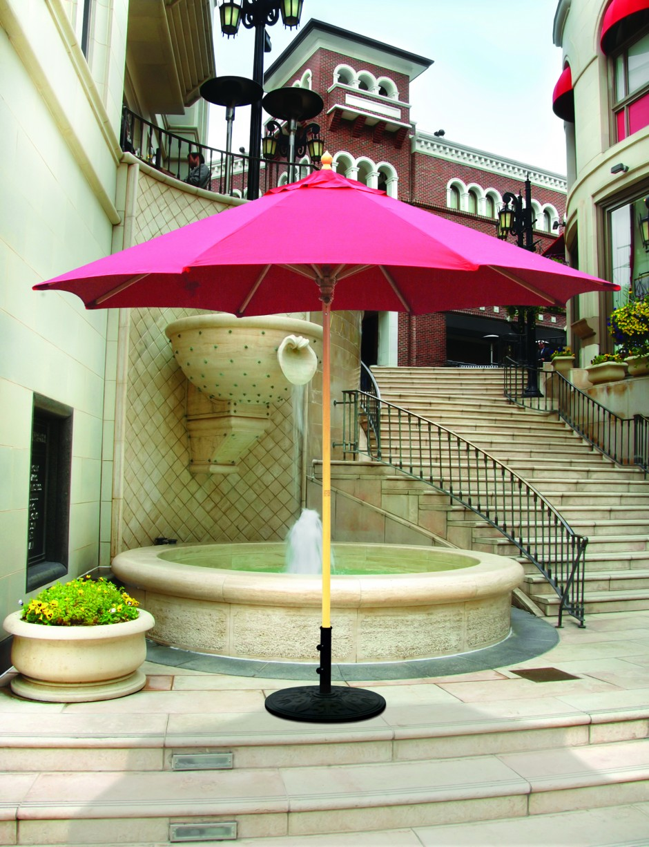 Sun Shades For Patios | Garden Treasures Offset Umbrella | Shade Umbrellas Walmart