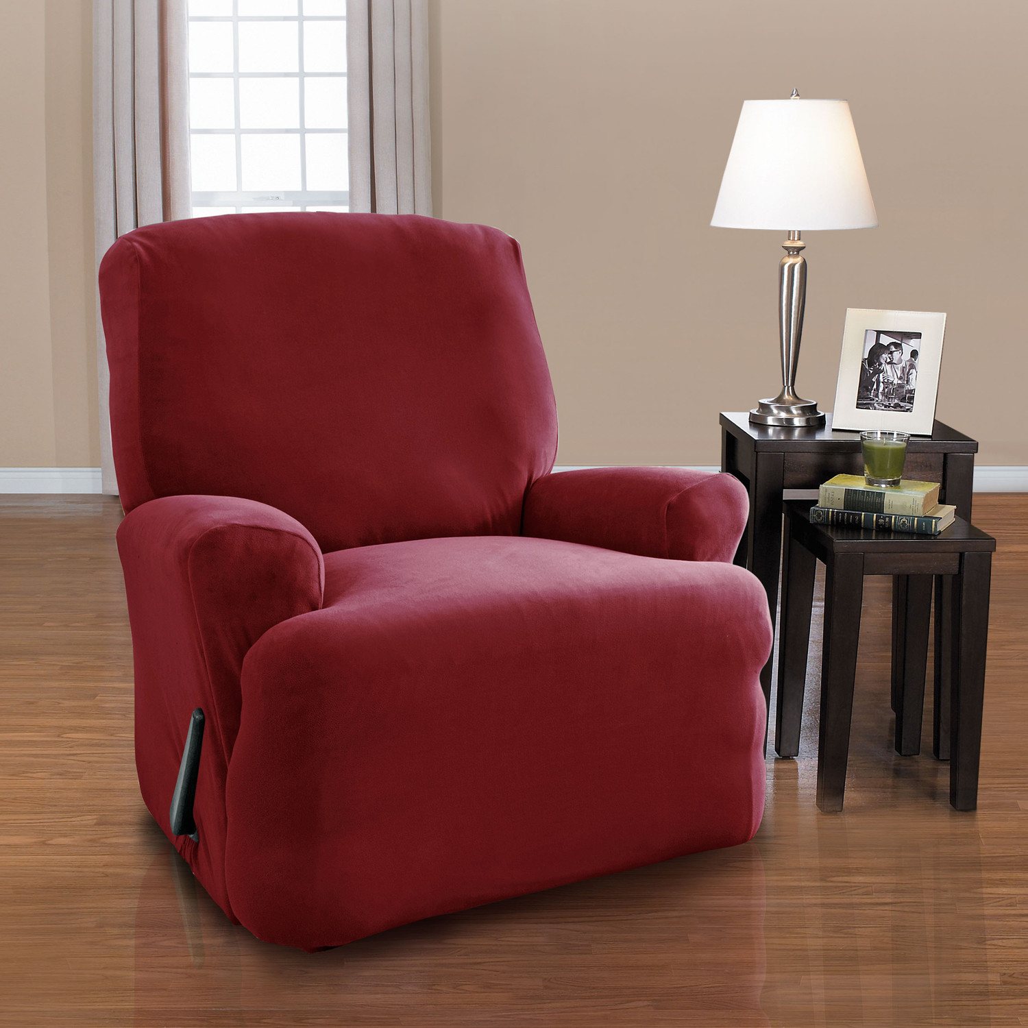 Sure Fit Couch Covers | Recliner Covers | Wing Chair Recliner