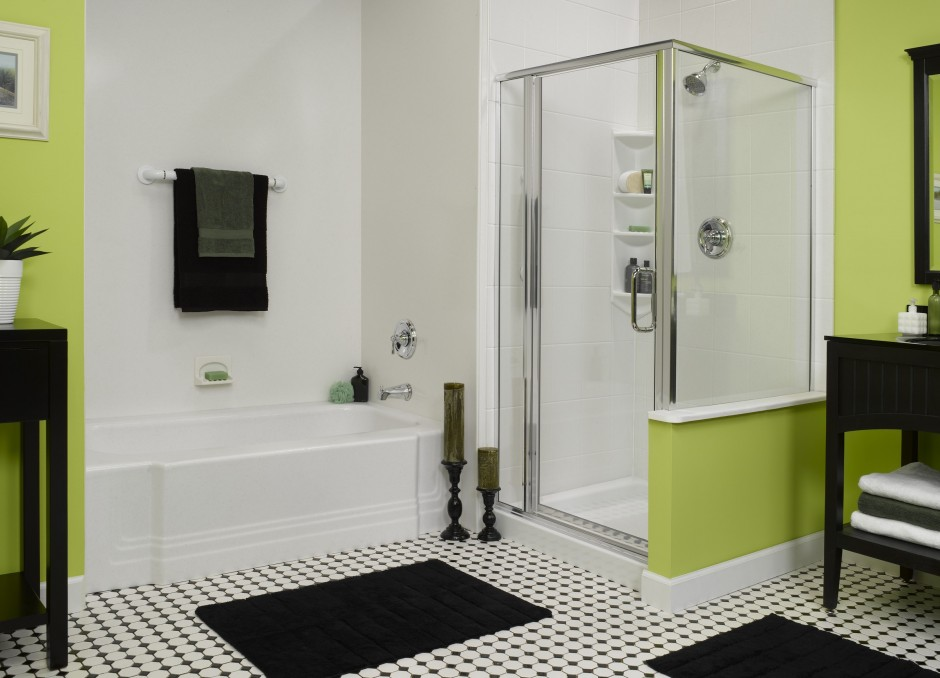 Swan Shower Doors Columbus Ohio | Lowes Swanstone | Swanstone