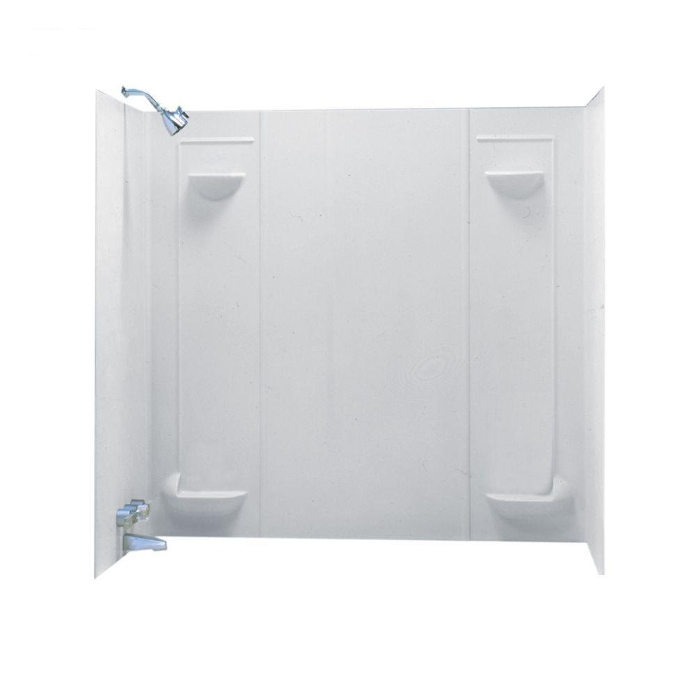 Swanstone | Solid Surface Shower Surround | Swanstone Shower Base