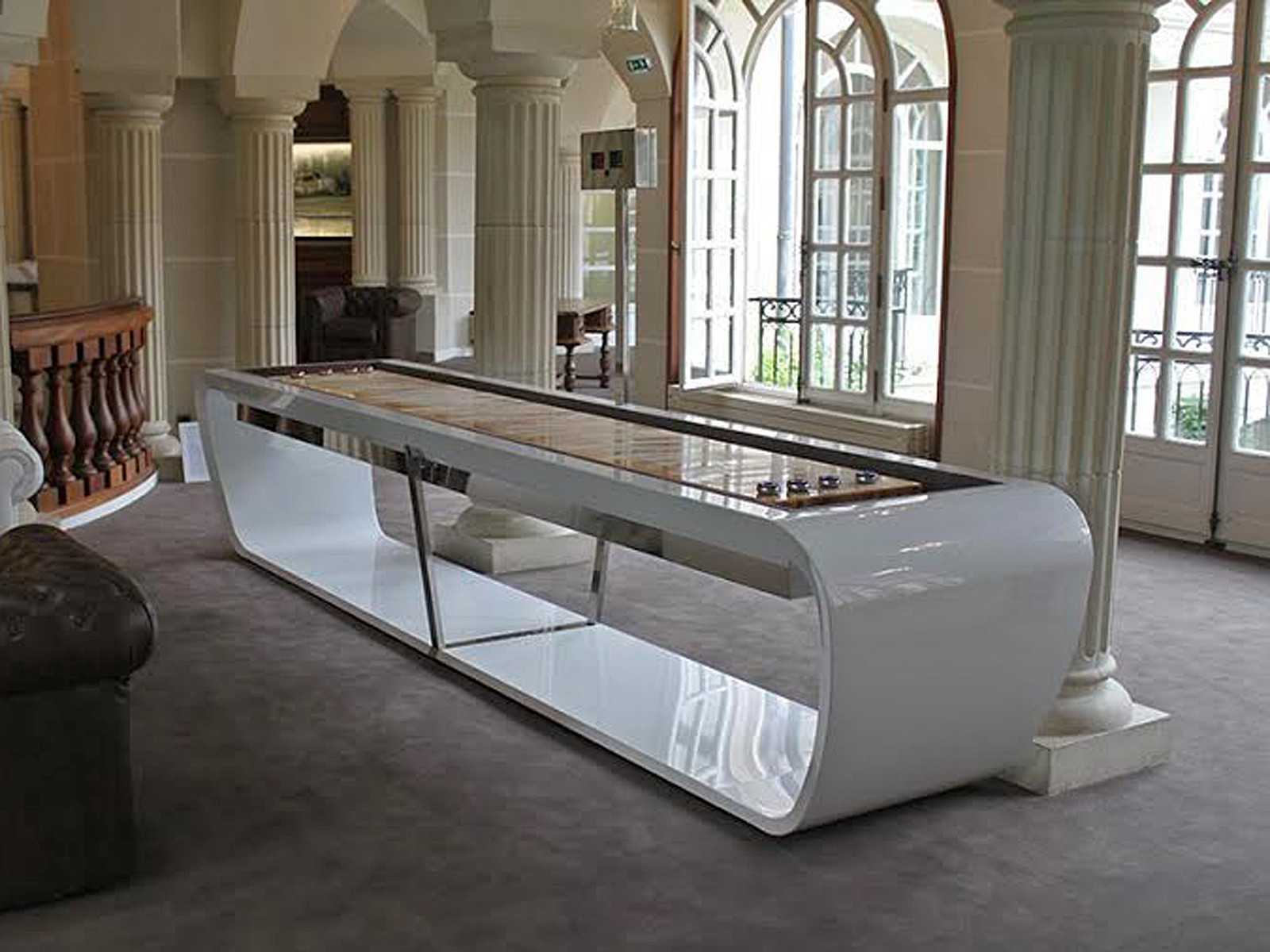Table Shuffle Board | Shuffleboard Table for Sale | Shuffleboard Table