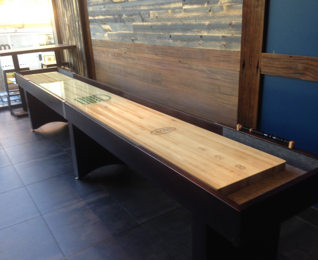 Shuffleboard Table Craigslist Best Home Interior - Standard shuffleboard table