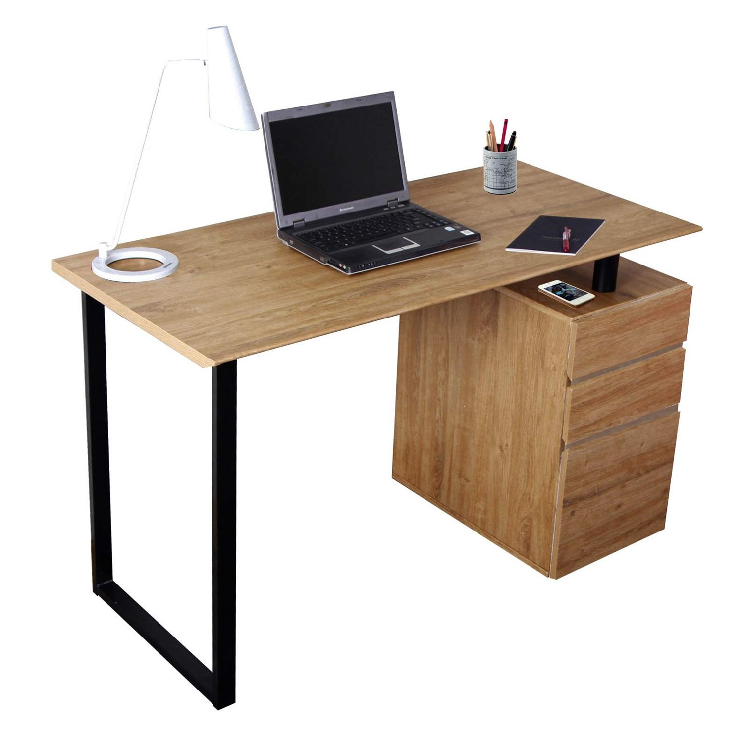 Techni Mobili | Techni Mobili Glass Desk | Techni Mobile