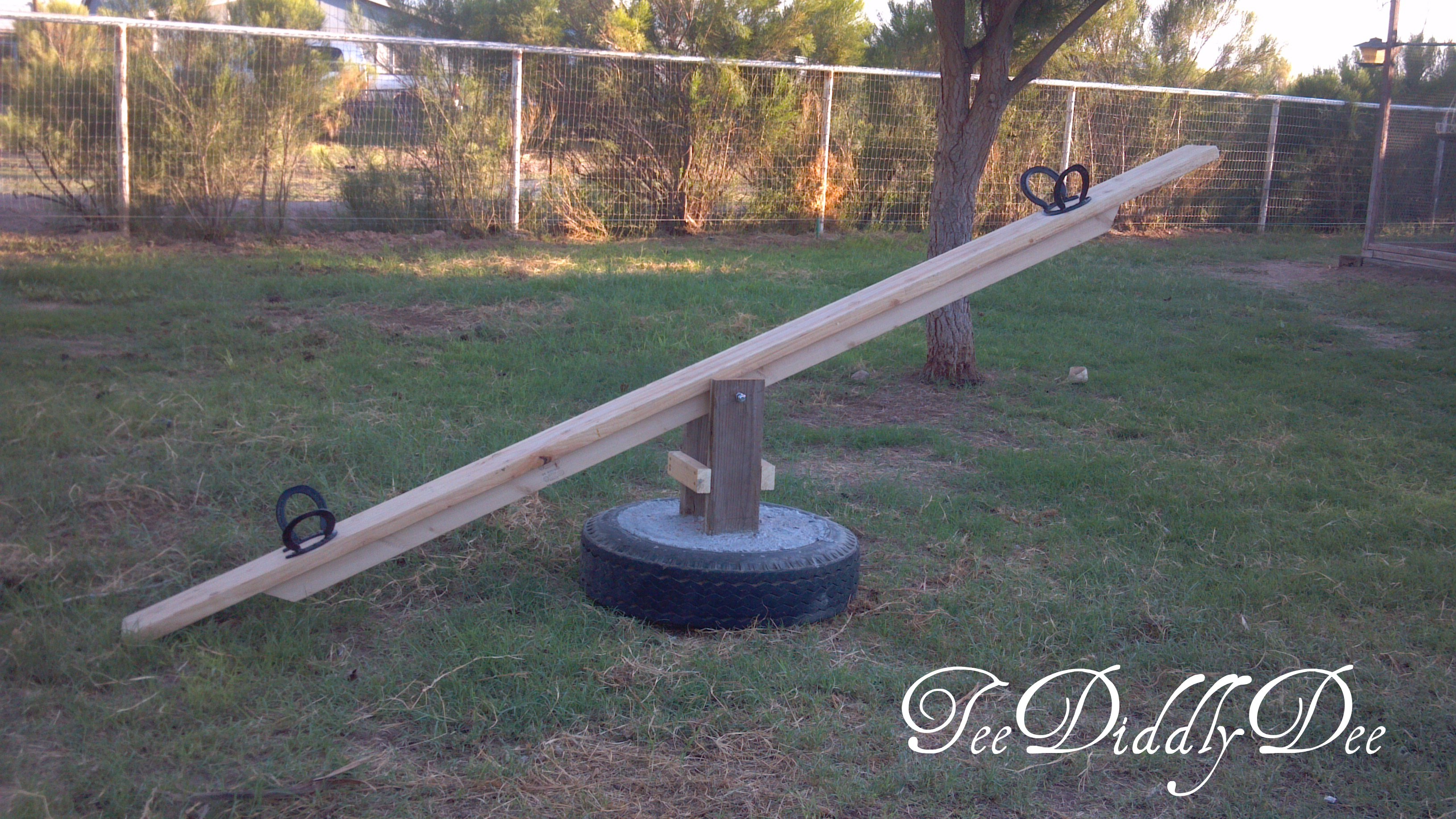Tee Totter | Teeter Totter | Toddler See Saw