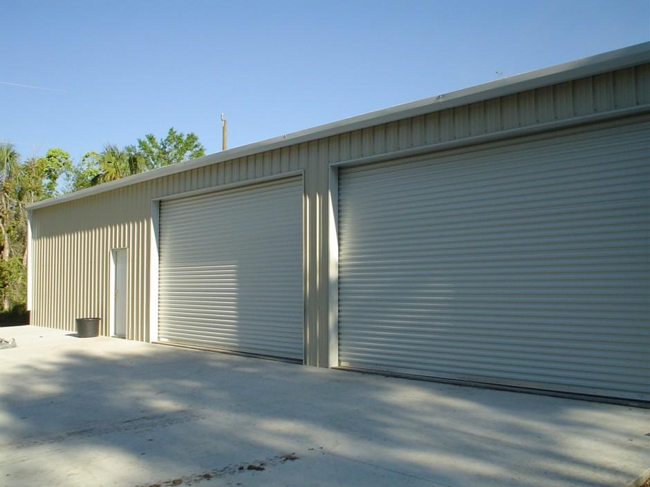 Tin Garage Kits | Prefab Metal Garage | Ameribuilt Steel