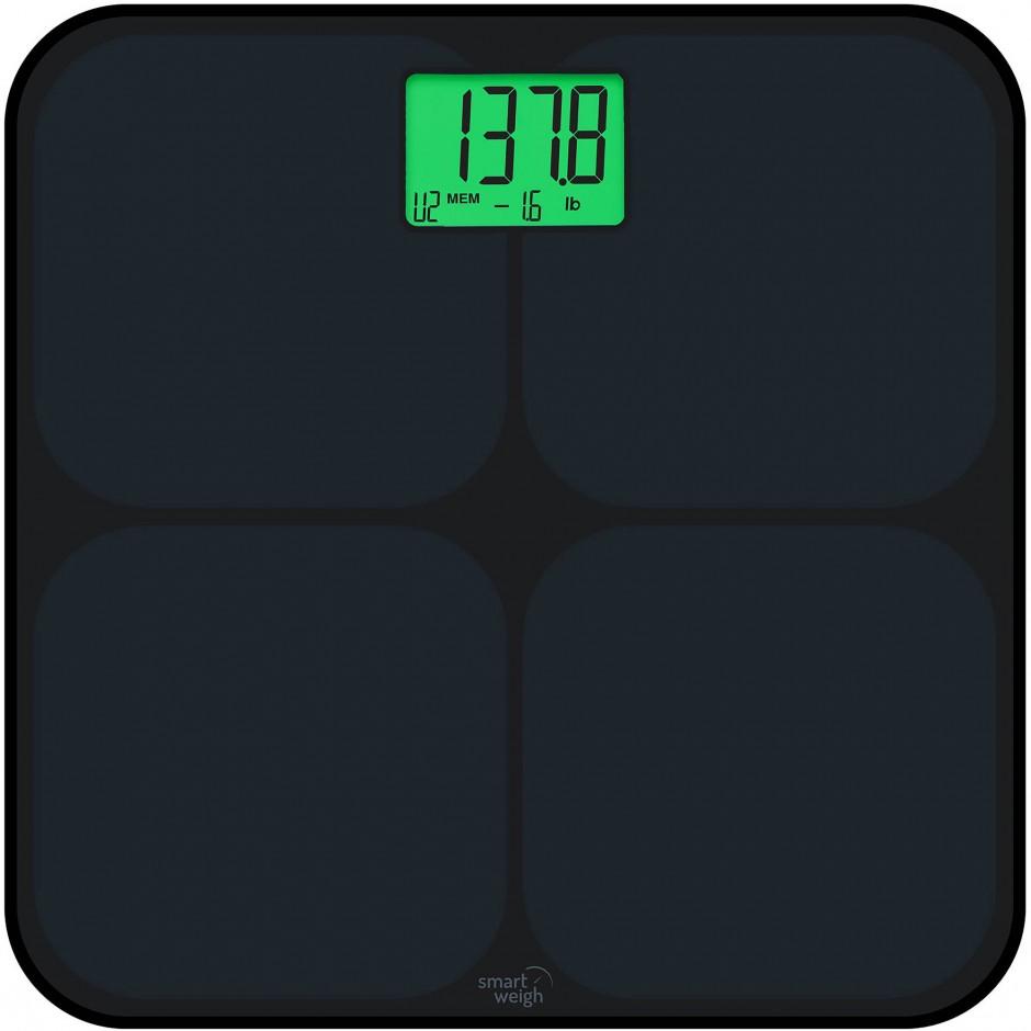 Top Rated Bathroom Scales | Body Scale Walmart | Eatsmart Precision Digital Bathroom Scale