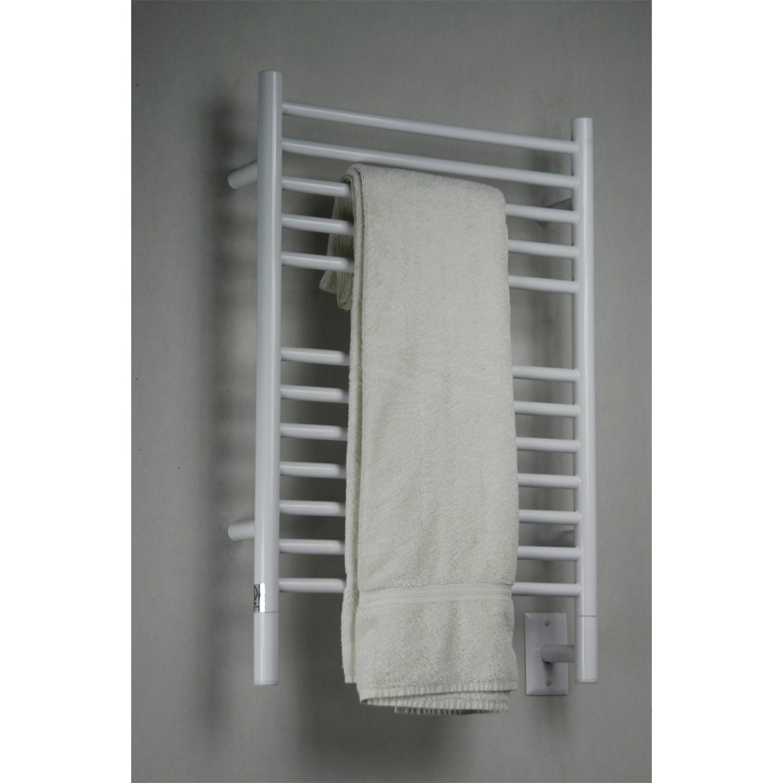 Towel Warmer Brushed Nickel | Home Depot Towel Rack | Amba Towel Warmers