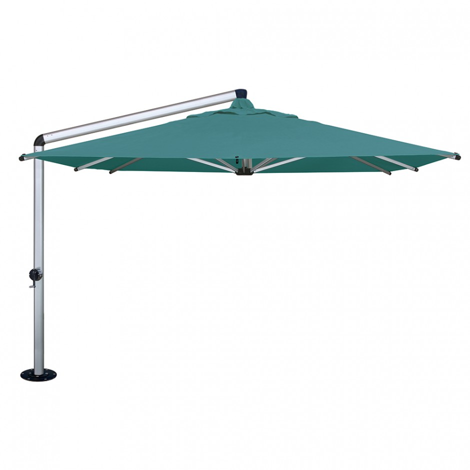 Treasure Garden Umbrella | Garden Treasures Offset Umbrella | Oversized Umbrella