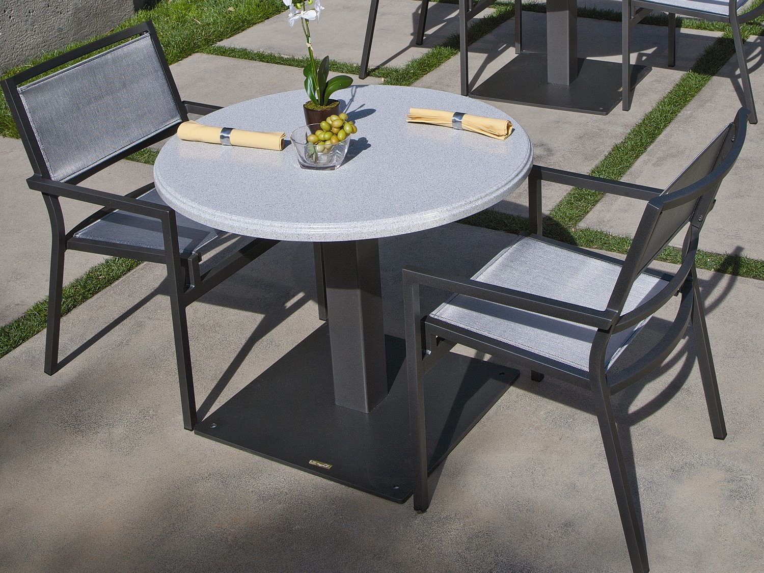 Tropitone | Cast Aluminum Patio Furniture Brands | Vintage Tropitone Patio Furniture