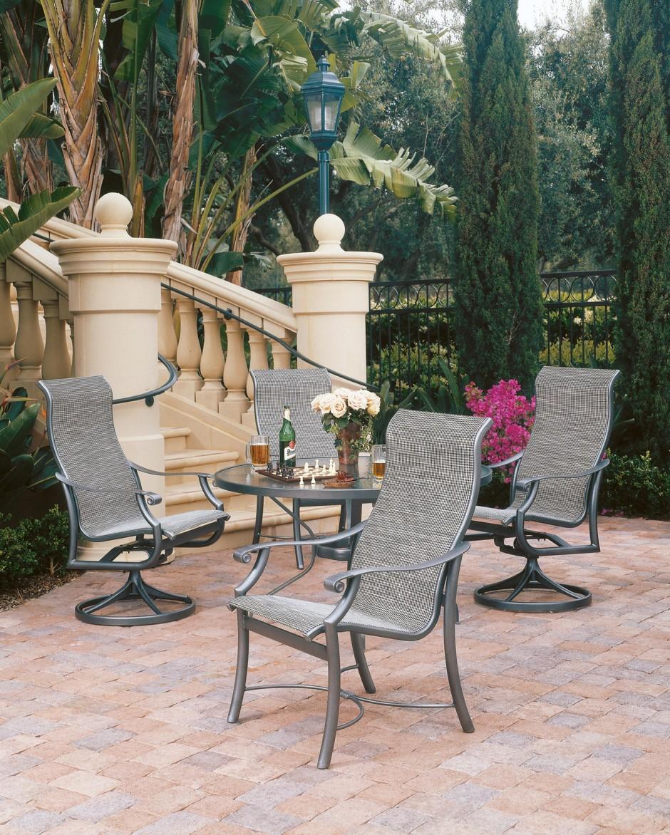 Tropitone Furniture Company   Tropitone Chairs   Tropitone