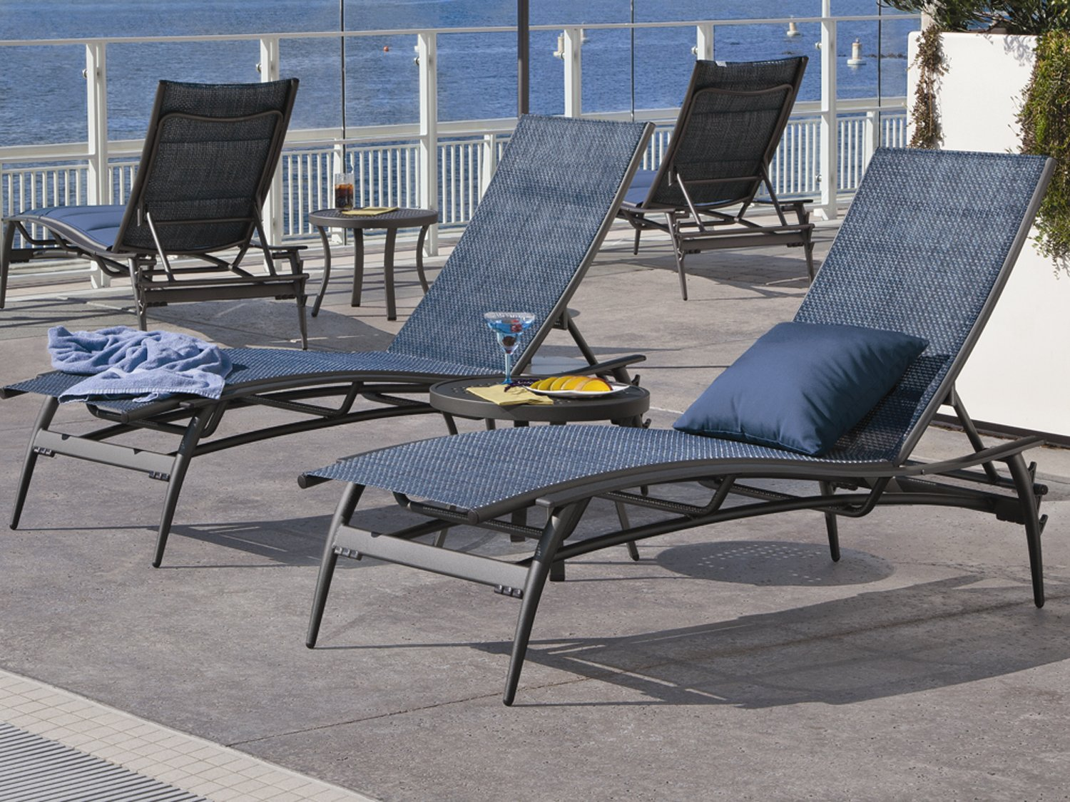 Tropitone | Tropicana Patio Furniture | Tropitone Chaise Lounge