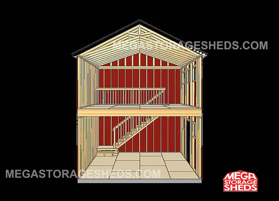 Tuff Shed Cabins   Diy Shed Kits   Home Depot Shed House