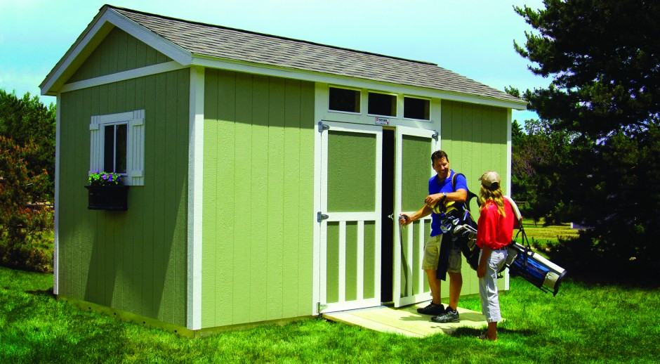 Tuff Shed Cabins | Storage Buildings Home Depot | Outdoor Shed Kits
