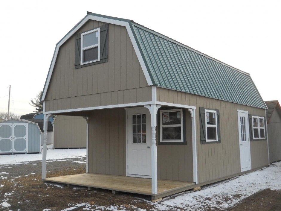 Tuff Shed Cabins | Tuff Shed | Wooden Shed Kits