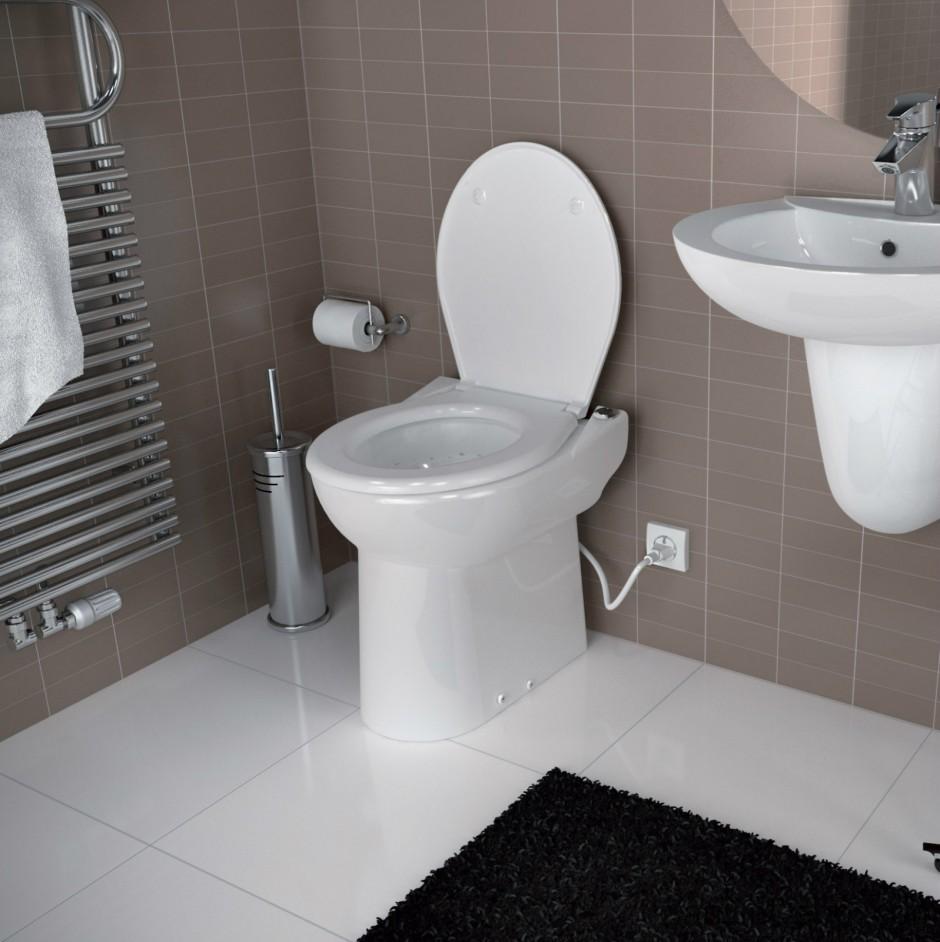 Upflush | How To Install A Saniflo Upflush Toilet | Saniflo