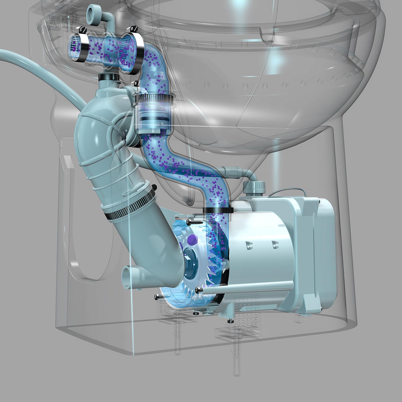 Upflush System | Upflush Toilet | Saniflo