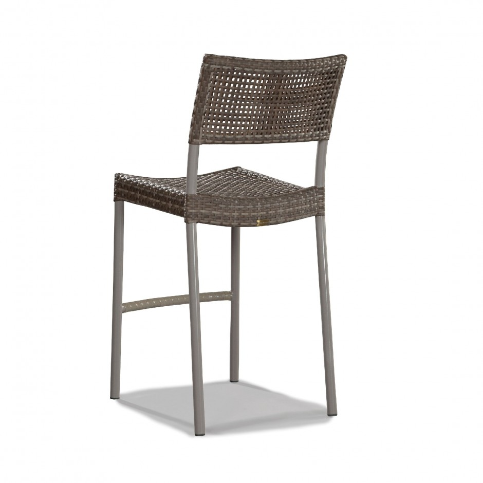 Upholstered Counter Height Bench | Metal Bar Stools With Wood Seat | Seagrass Bar Stools
