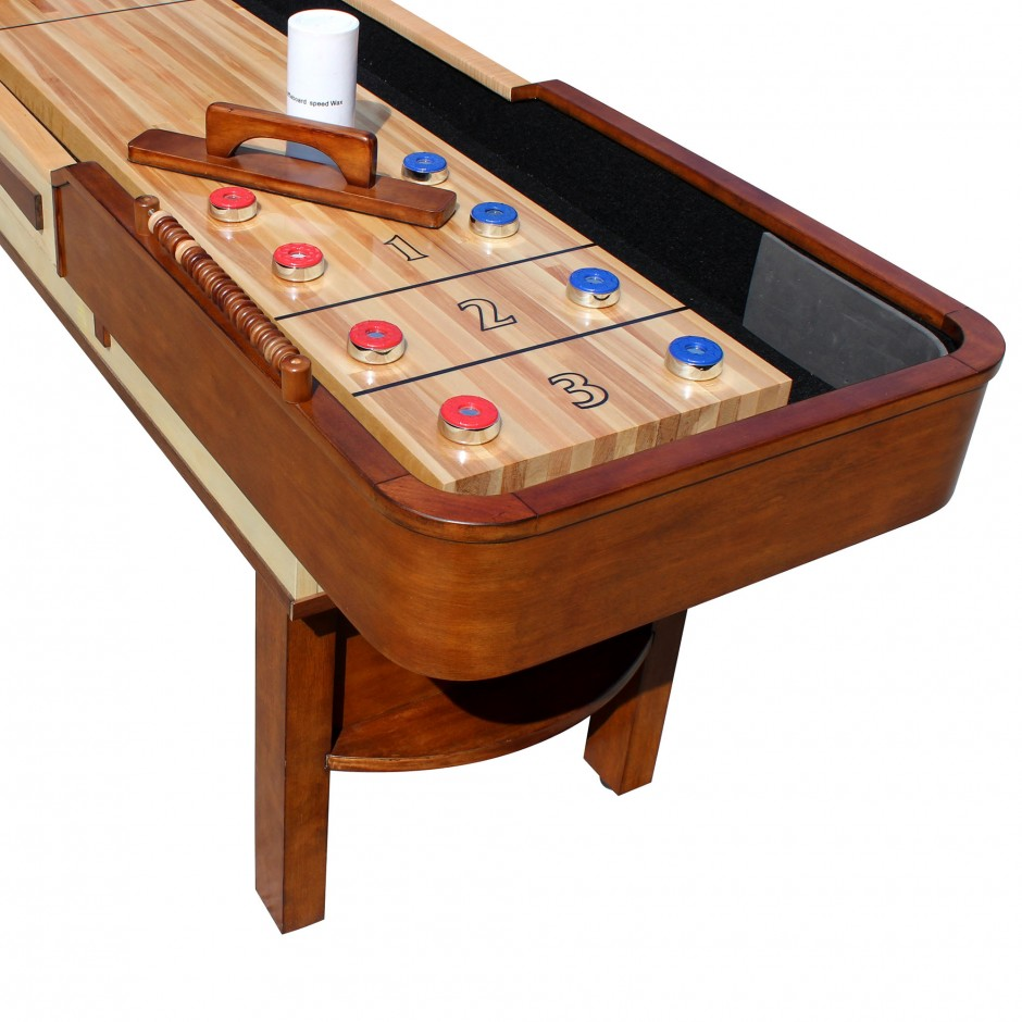 Used Shuffleboards For Sale | How To Build A Shuffleboard Table | Shuffleboard Table