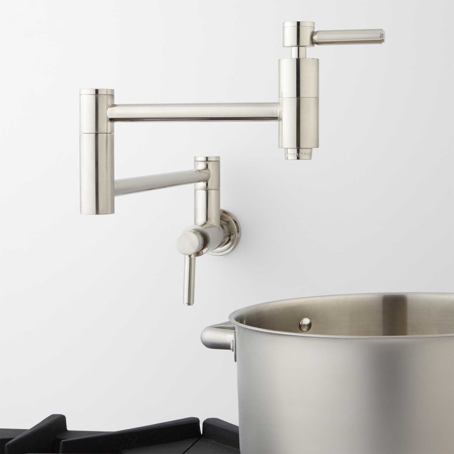 installation pull down filokitch new stainless handle kitchen sink luxury giagni collection steel lovely faucet of fresco