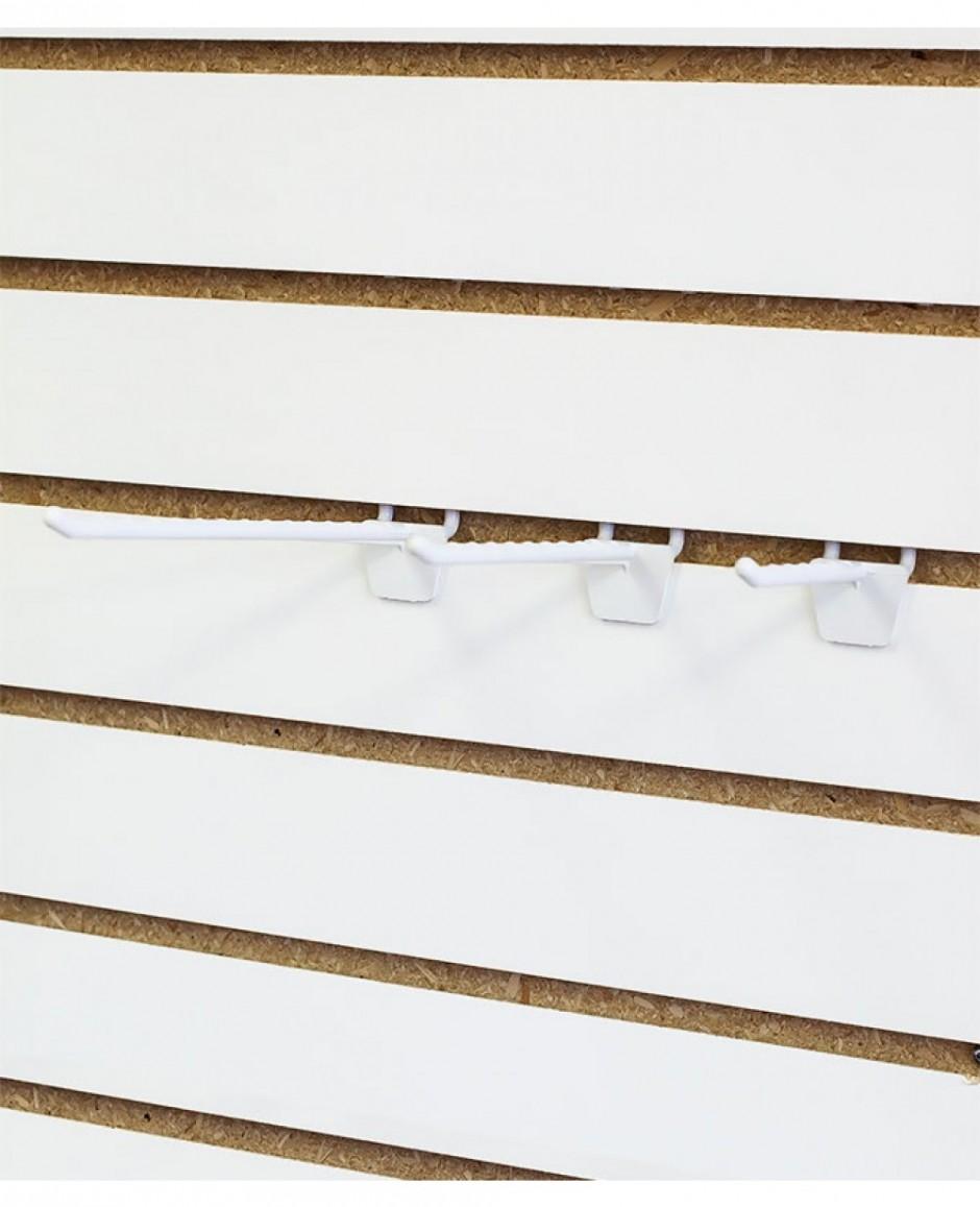 Wall Inserts With Shelves | Slatwall Hooks | Slate Wall Shelving