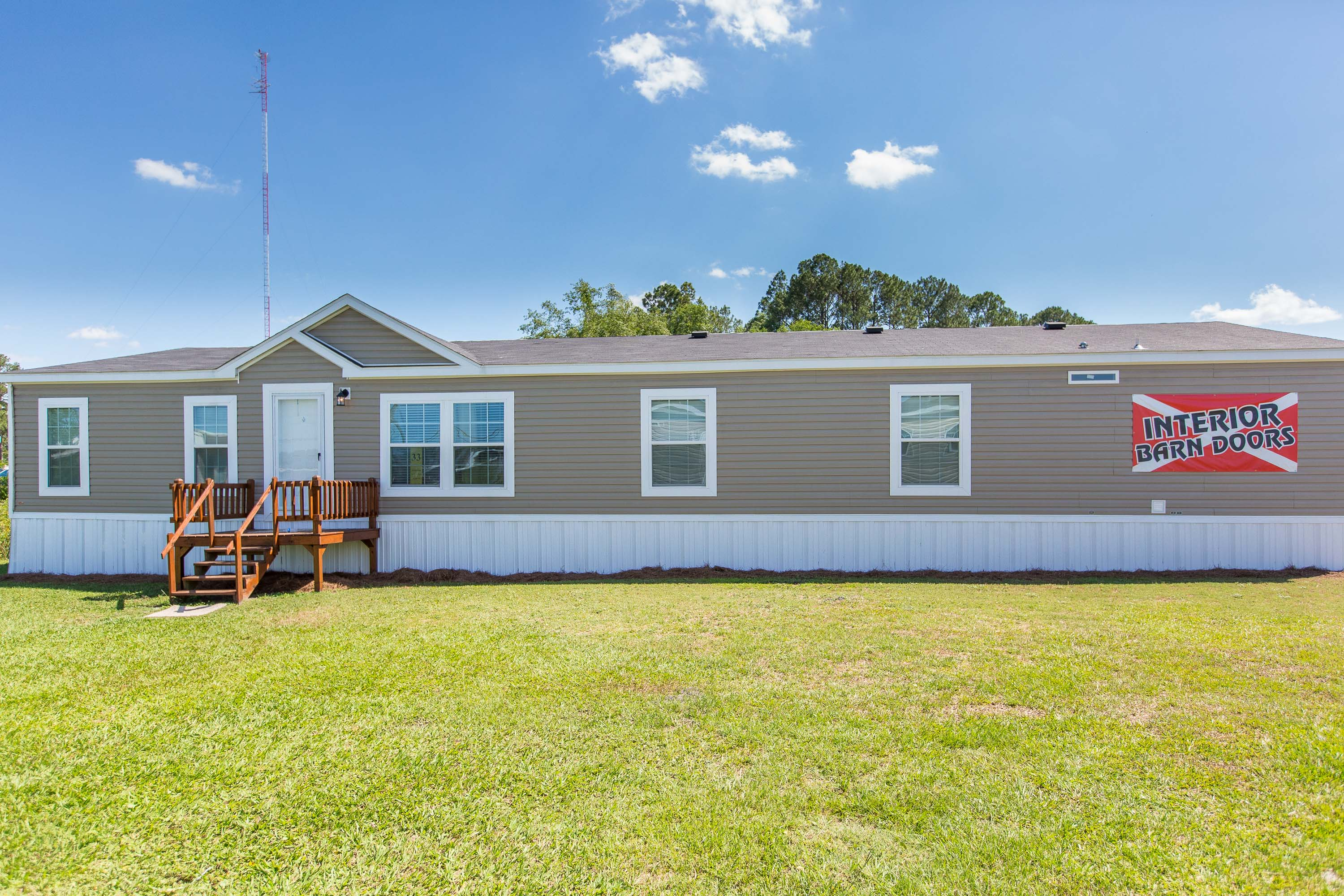 Wayne Frier Mobile Homes | Mobile Homes in Pensacola Fl | Wayne Frier Home Center