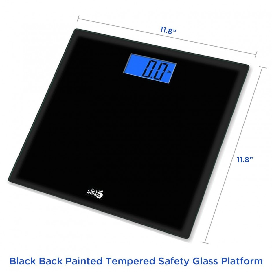 Weight Scales Amazon | Eatsmart Precision Digital Bathroom Scale | Salter Body Scales