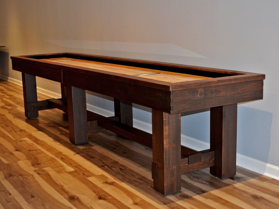 Well Universal Shuffleboard Table | Indoor Shuffleboard | Shuffleboard Table