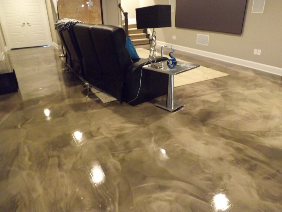 Wet Basement Flooring | Dri Core | Thermaldry Flooring