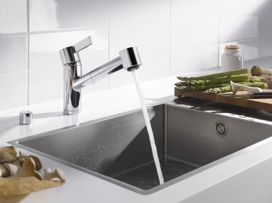 Where Are Grohe Faucets Made | Dornbracht Kitchen Faucet | Dornbracht Lulu