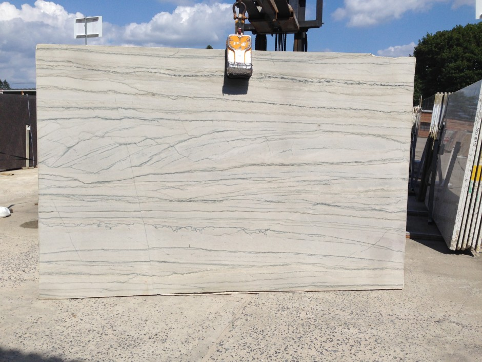 White Macaubas Quartzite | Quartzite Super White Cost | Macaubas Quartzite