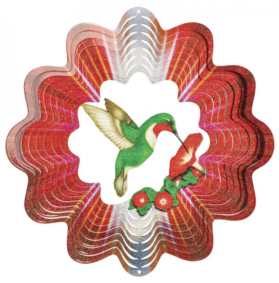 Wind Spinners | Copper Yard Spinners | Copper Wind Spinner