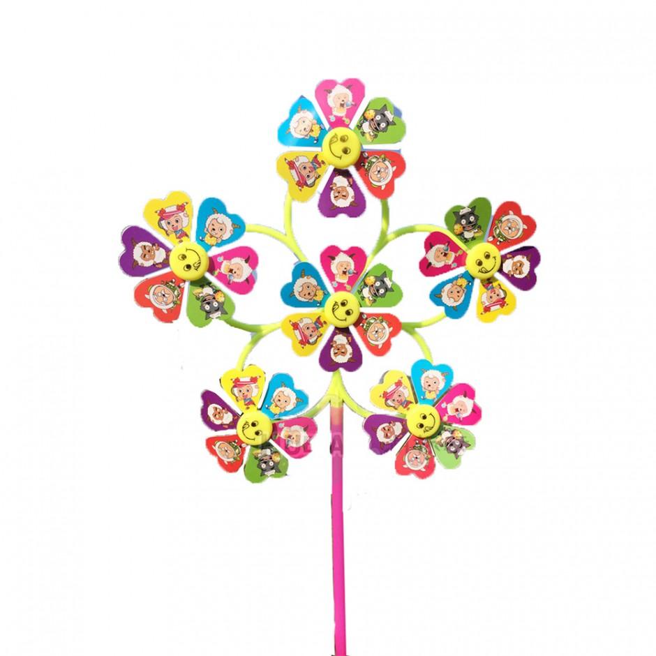 Wind Spinners | Hummingbird Wind Chimes | Kinetic Garden Wind Spinners
