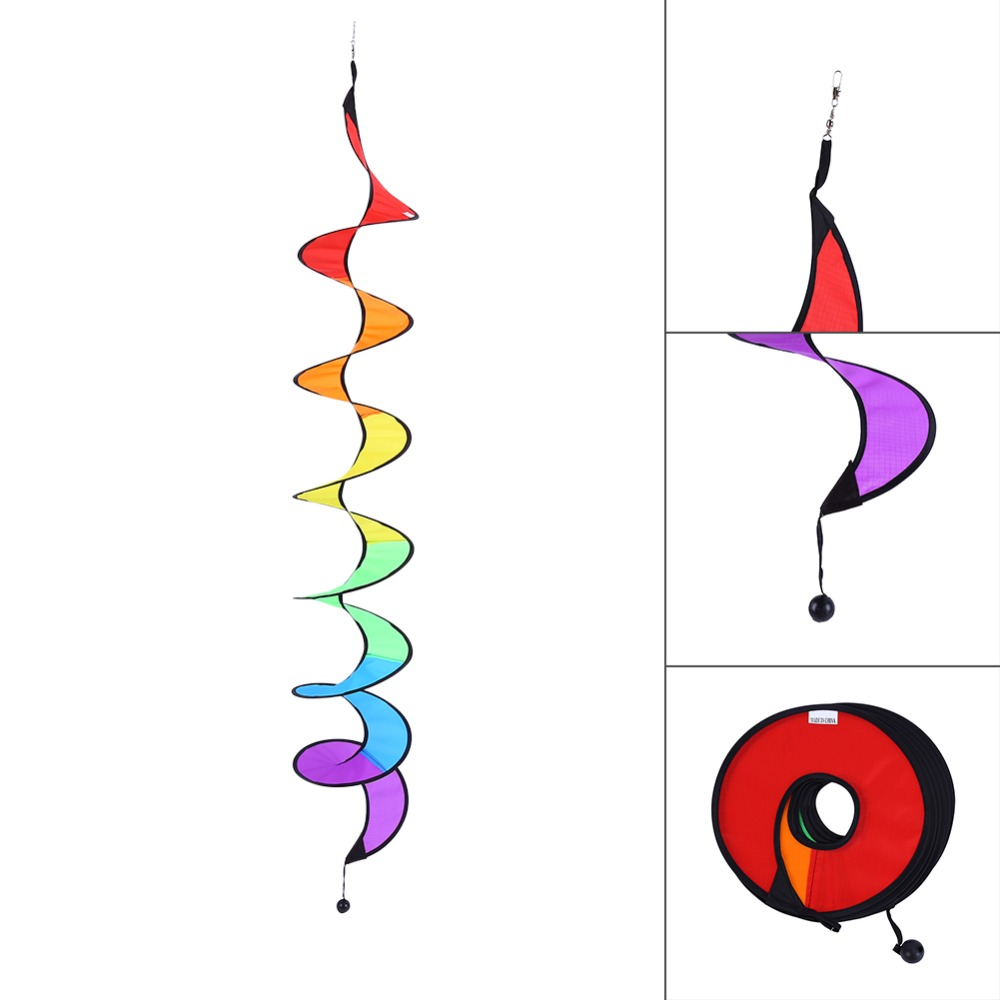 Wind Spinners | Kinetic Wind Sculpture | Outdoor Chimes