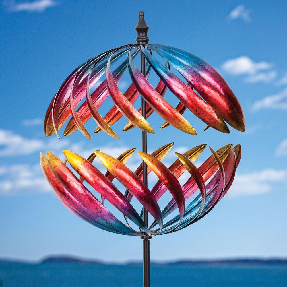 Wind Spinners | Solar Wind Spinner | Crystal Wind Spinner